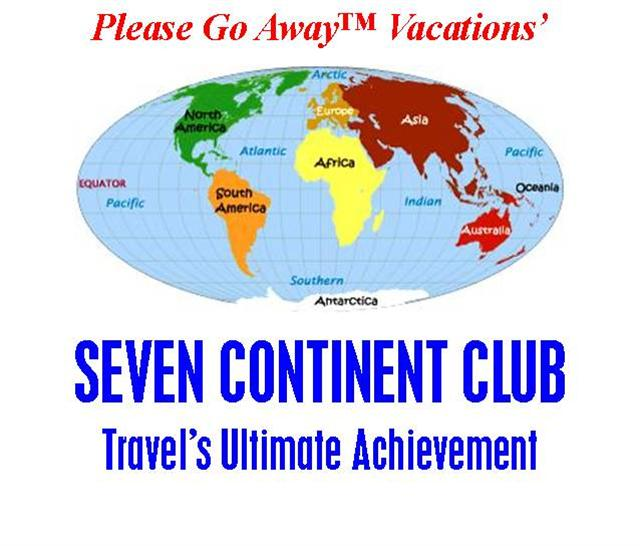 Elite Membership - Seven Continent Club
